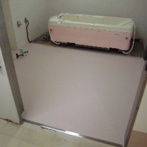 特別浴室改修工事サムネイル